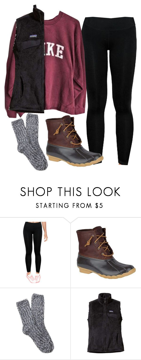 """""""yasss finally getting these duck boots tomorrow"""" by lorla3407 on Polyvore featuring Victoria's Secret, Free Press and Patagonia"""