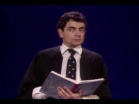 ▶ Rowan Atkinson Live - Dirty Names - YouTube