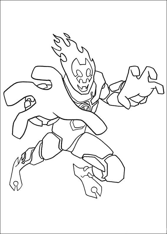 Ben 10 Coloring Pages 17 In 2020 Coloring Books Coloring Pages Coloring Pages For Kids