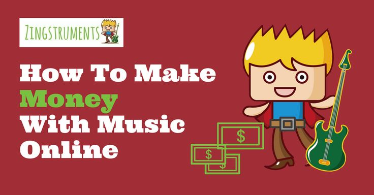 how to make money with music online best 25 music online ideas on pinterest learning music 8204