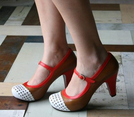 Nina shoes - from the Chie Mihara Spring-Summer 2012 collection