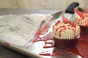 Eu acho que vou ter que dar um pulo em NY só para provar o cupcake do Dexter!!!!