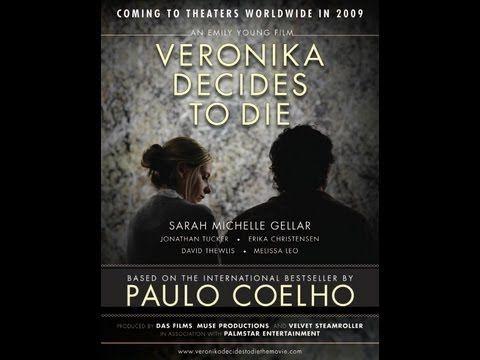 Veronika Decides to Die Book`s movie