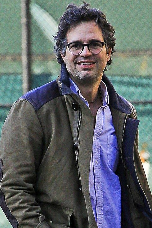 Mark Ruffalo got your birthday present on Etsy.   23 Pictures That Prove Glasses Make Guys Look Obscenely Hot