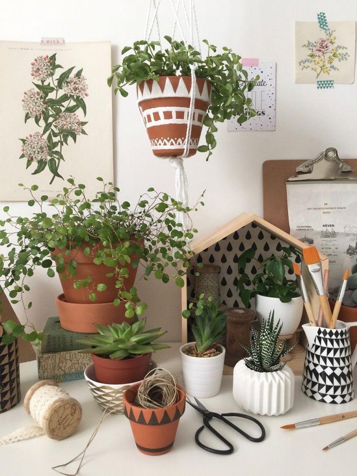DIY Macrame Hanging Planter 7 best Modern