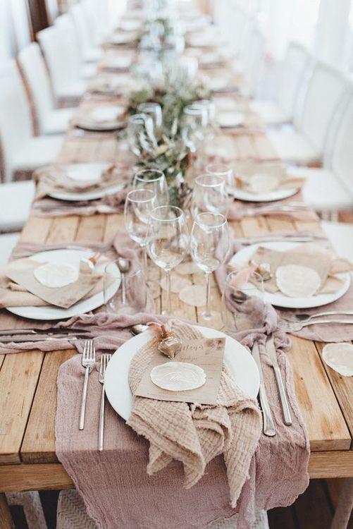 Direkt von Pinterest: Schöne Tischdekorationen für den Sommer