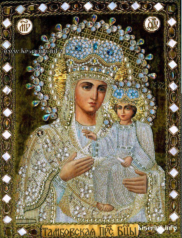 Tambovskaya Mother of god