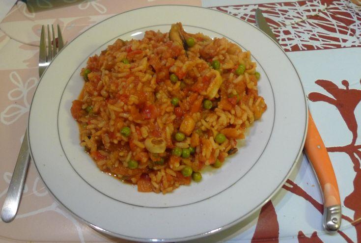 paella micro minute tupperware                                                                                                                                                                                 Plus
