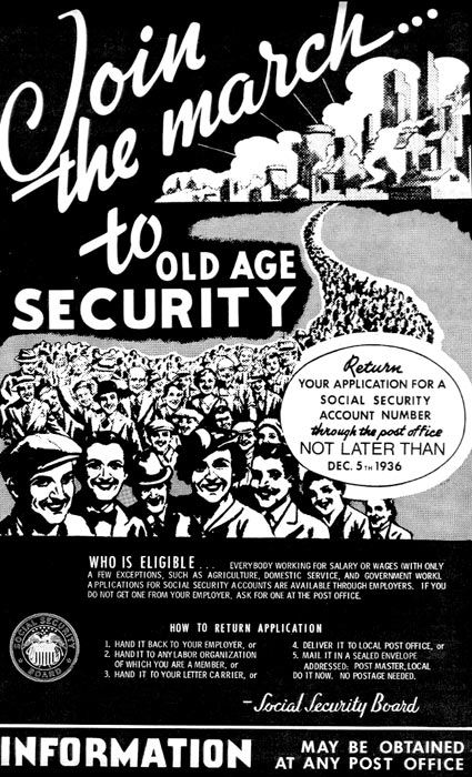 essay on the social security act