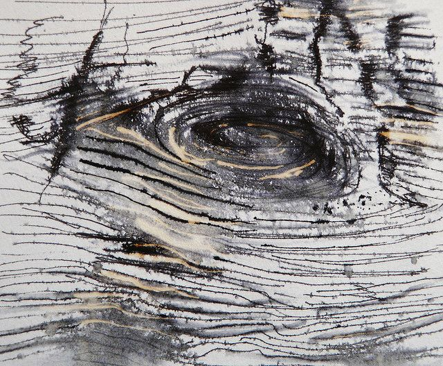 Tree Bark Drawing. | Flickr - Photo Sharing!