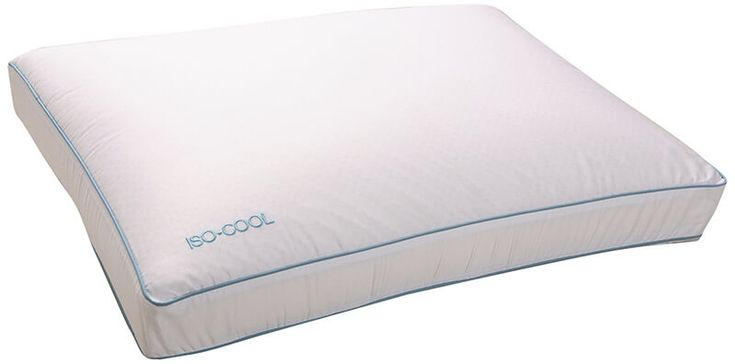 Sleep Better Iso-Cool Memory Foam Pillow has been around for awhile, more than 3,000 reviews from users. Read advantages of this side sleeper Pillow