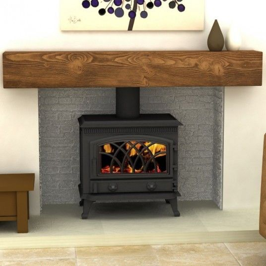 Rustic Fireplace Styles Picture