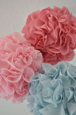 Emily Ann Interiors: DIY Fabric Poms