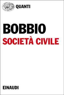 Norberto Bobbio, Società civile