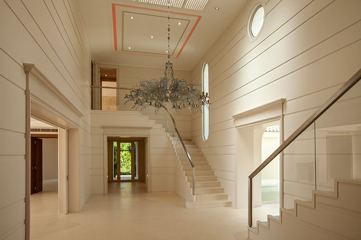 Villa in Cannes, France #TiEffeEsse Interiors  http://www.tieffeesse.com