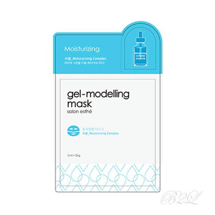 [ARITAUM] Salonesthe Gel Modelling Mask 25g x 3 sheets /Moisture, Lift, Soothing #ARITAUM