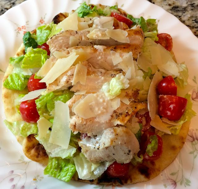 20th Plated Delivery Review, Chicken and Caesar Gyros