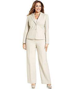 Plus Size Suits for Women - Plus Size Womens Suits - Macy's                                                                                                                                                                                 More