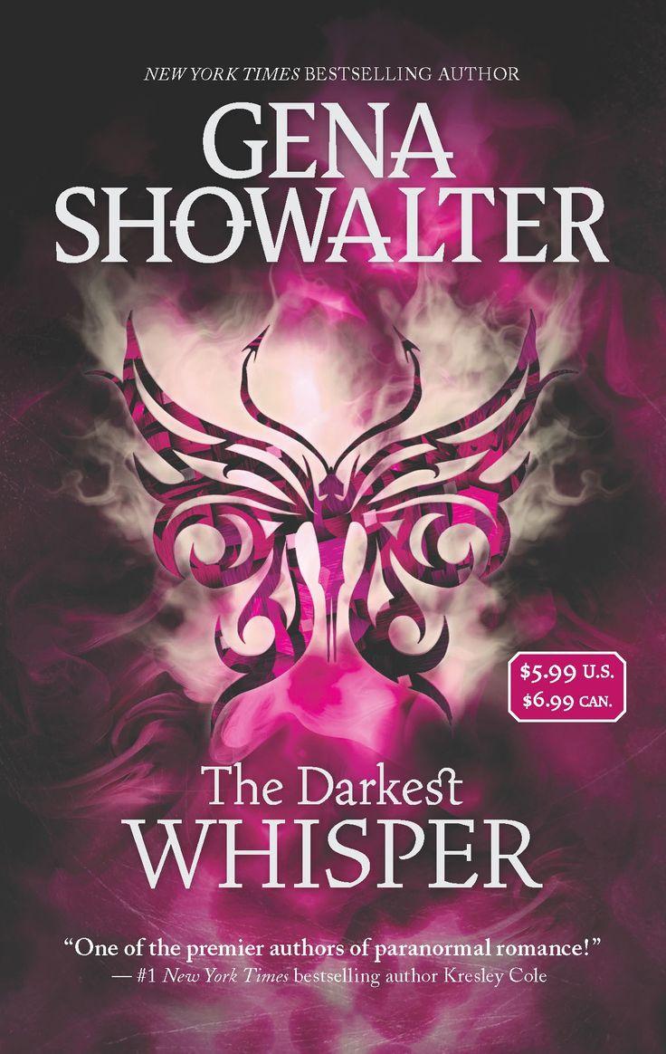 Reissued cover for THE DARKEST WHISPER.                              …