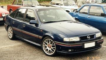 Opel Vectra 20 Turbo