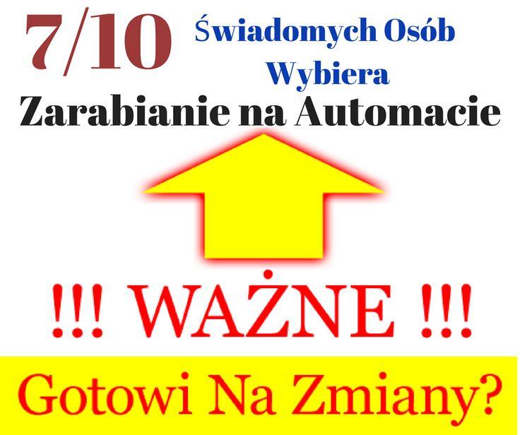 Czy Masz Pewność,Że media Mówią Prawdę o Braku Pracy w Polsce?  Czy trzeba Wyjeżdżać Zagranicę,Aby Żyć Godnie ???  Poznaj Prostą Metodę Na Lepsze i Łatwe Życie w POLSCE!!!  Zobacz Info>>> http://ebiznes.dariuszkaczmarek.eu/fairply/