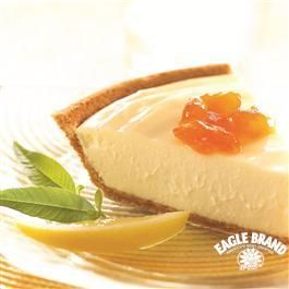 Creamy Lemon Pie from Eagle Brand®