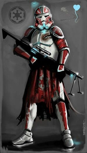 New clone trooper