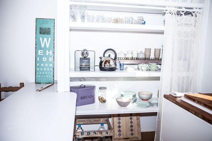 kitchen mimar beach house www.mimarbalear.com