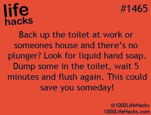 Life hack #1465