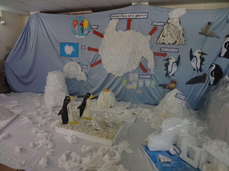 Antarctica from Indus Academy