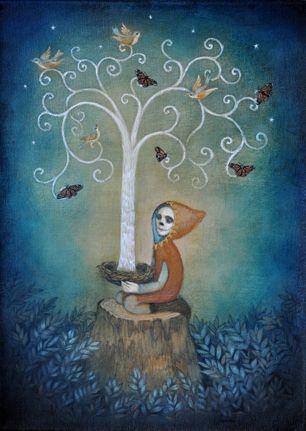spirit of new beginnings by Lupi Lu