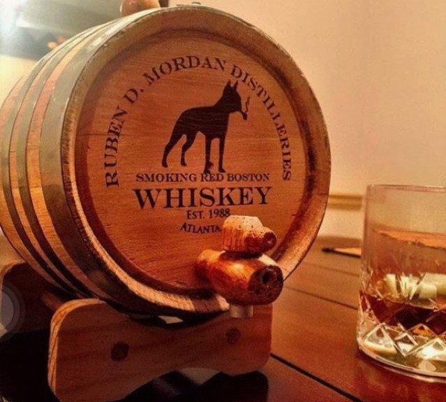 1 Oak Barrel engraved wine barrel whiskey barrel keg wine keg groomsman gift personalized keg by MemoriesMadeCustom on Etsy