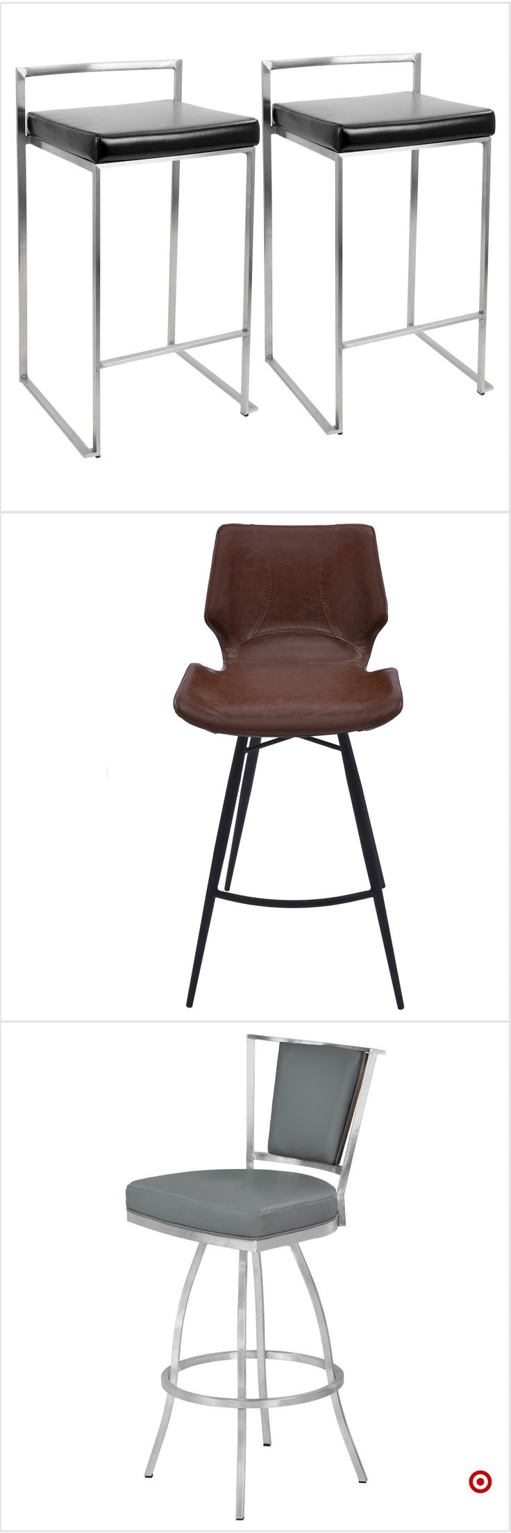Shop Target for bar stools counter stools extra tall stools you will love at great low prices. Free shipping on orders of $35+ or free same-day pick-up in store.