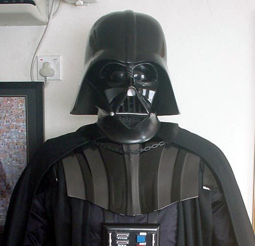 Darth Vader Lifesize cloak tutorial