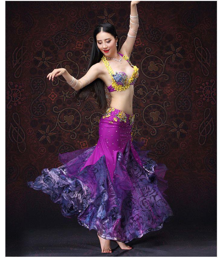 Mejores 113 imágenes de Belly dance costume en Pinterest | Trajes de ...