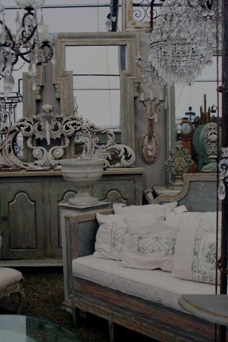 321 besten French Flea Market Style Bilder auf Pinterest | Haus ...