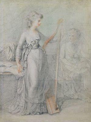 Georgiana, Duchess of Devonshire by Francesco Bartolozzi