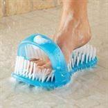 Lavapies Shower Sandal para personas con movilidad reducida en las extremidades.