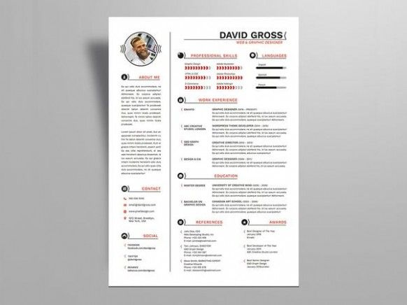 Z Card Template Indesign Ten Things You Should Know Before Embarking On Z Card Template Inde Indesign Resume Template Resume Template Examples Resume Template