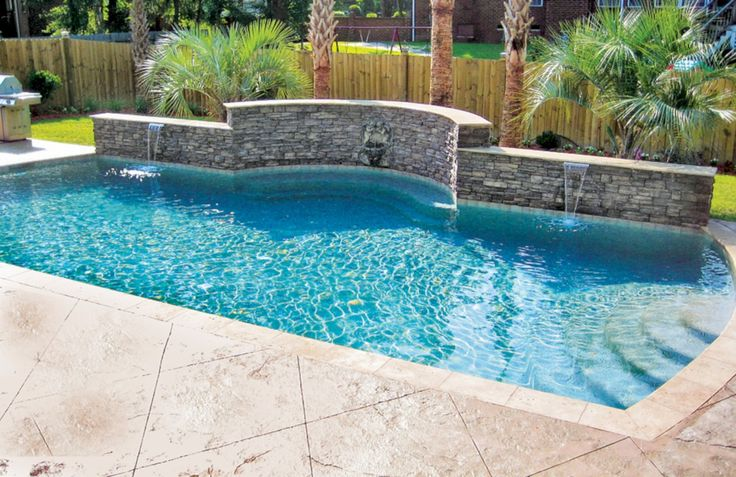 Best 25 Glass Pool Ideas On Pinterest: Best 25+ Pool Designs Ideas On Pinterest