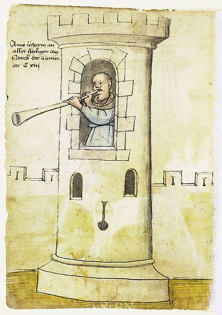 Tower watch 1480