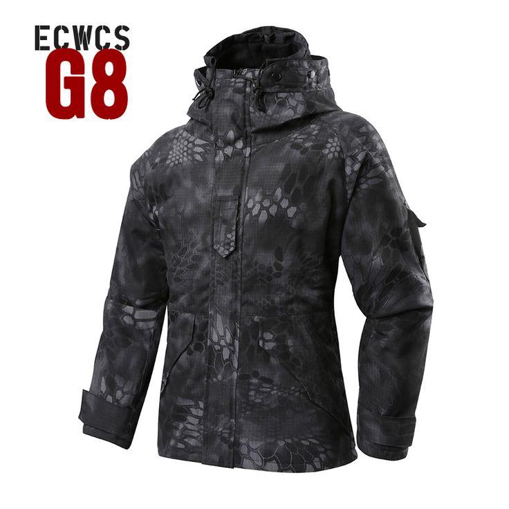 2017 Softshell M-65 Winter G8 ECWCS softshell jacket men Windbreaker Typhon Hoody field jacket Coat with Liner