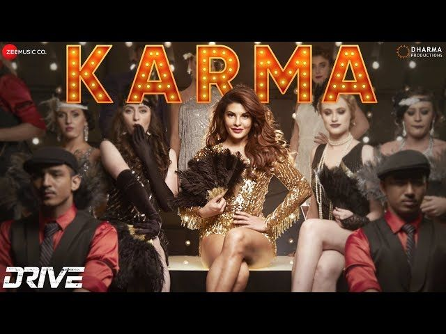 Watch Karma Video Song from Drive | Bollywood movie songs ...