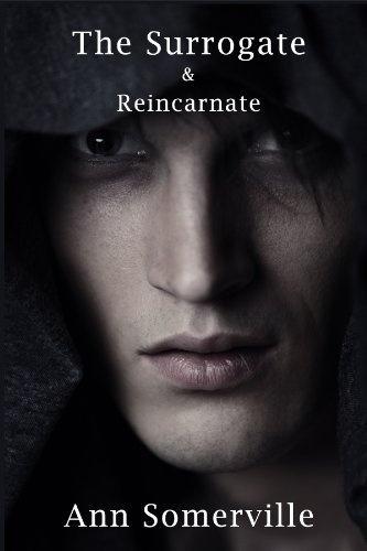 The Surrogate (Bonus bundle includes the sequel, 'Reincarnate') by Ann Somerville, http://www.amazon.com/dp/B004Y73FBG/ref=cm_sw_r_pi_dp_0kxmqb1BZ4NB9