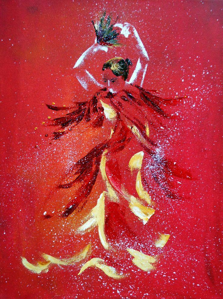 1102 best flamenco art images on pinterest flamenco dancers spanish art and dance art. Black Bedroom Furniture Sets. Home Design Ideas