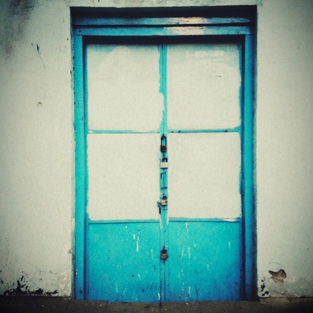 Pintu 4 gembok - Kota Tua Jakarta