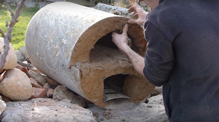 Fiche bricolage : comment fabriquer un four à pizza totalement gratos