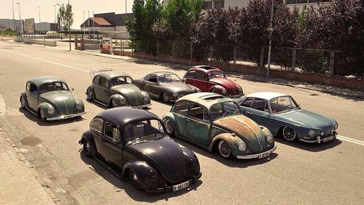 Classic VW meet up Spain