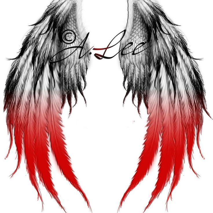cool Top 100 wings tattoo - http://4develop.com.ua/top-100-wings-tattoo/ Check more at http://4develop.com.ua/top-100-wings-tattoo/