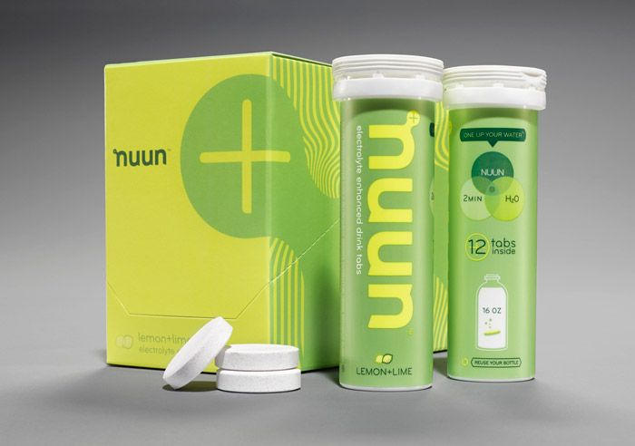 Having just redesigned the Seatle's Best Coffee brand, Creature redesigns another, Nuun